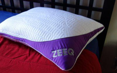 ZEEQ Smart Pillow Review